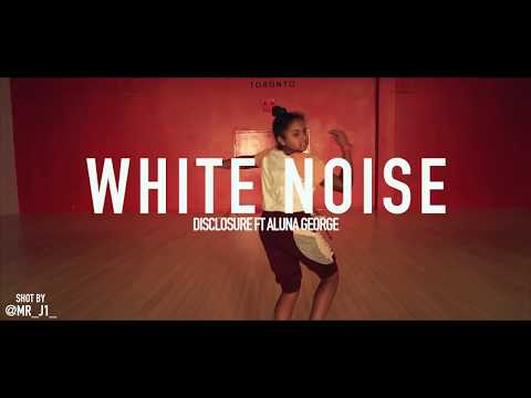 Disclosure featuring Aluna George  White Noise  Choreography  Julie Anne Tamilia