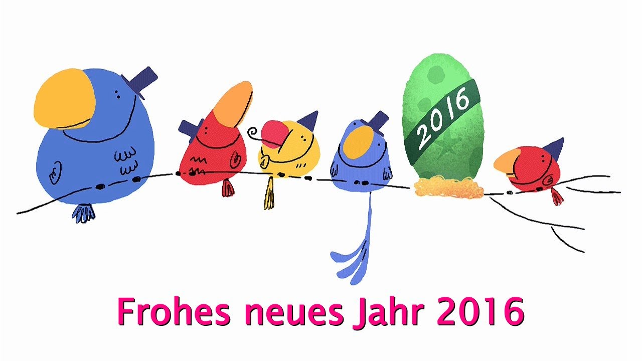2015 silvester new year s eve google doodle 2015 youtube
