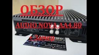 Вимір потужності і огляд підсилювача AUDIO NOVA AA4.80