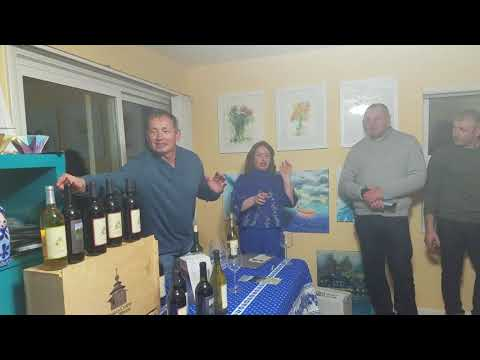 #Russian #wine from #NorthCarolina - #KAGOR and other #winetasting