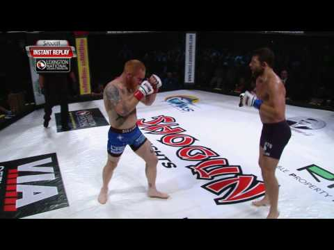 Shogun Fights 15   Sullivan v Spath