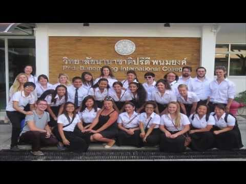 Thai Studies Program, PBIC@Thammasat University