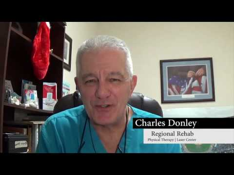 Charles Donley - Regional Rehab Physical Therapy | Laser Center