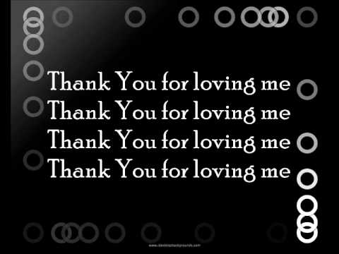 Thank You For Hearing Me by David Crowder Band