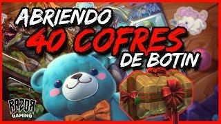 Heroes of the Storm | ABRIENDO 40 COFRES DE BOTÍN