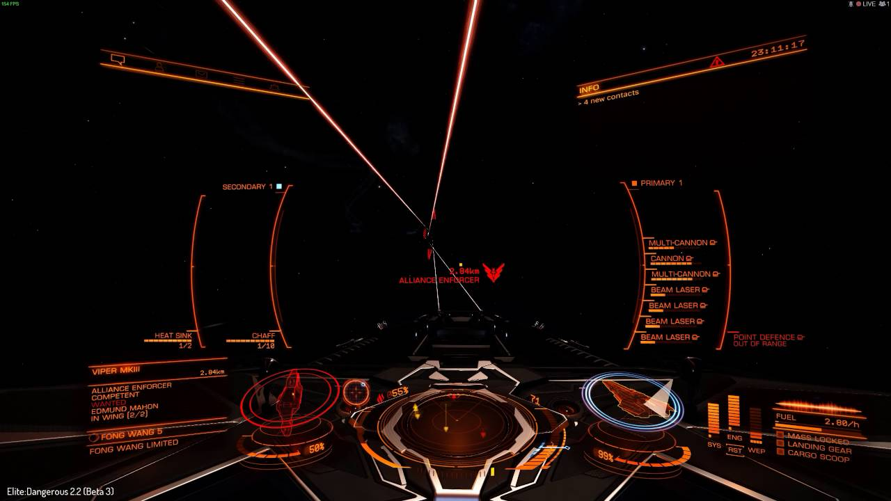 Elite Dangerous | Multi-crew Combat - YouTube