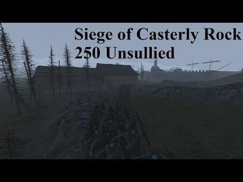 250 Unsullied Vs Casterly Rock - Cinematic (ACOK Version 5.0)