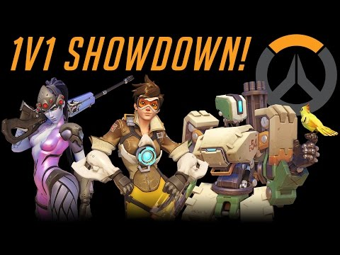 Overwatch - 1v1 Showdown With Solidarity - Part 2