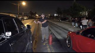 (Rematch) Jeep Trackhawk Vs Charger Hellcat $6,000