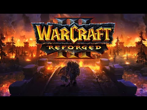 Вторжение Пертурабо в Азерот. Смотрим WARCRAFT 3 REFORGED