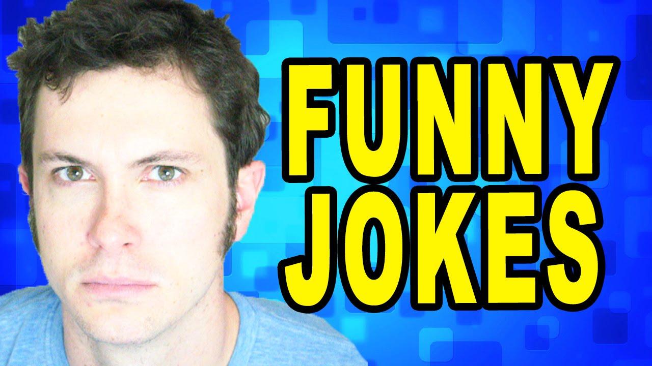 2 FUNNY JOKES (LOL) - YouTube