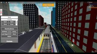 Roblox subway train simulator (STS)
