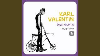 Karl Valentin – Das Nichts