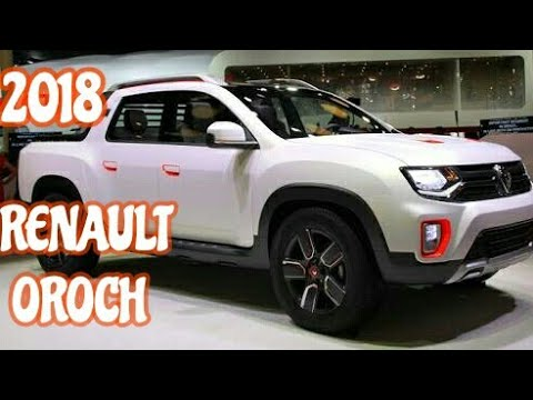 renault oroch 2018. simple 2018 renault duster oroch 2018  todos detalhes top sounds in renault oroch