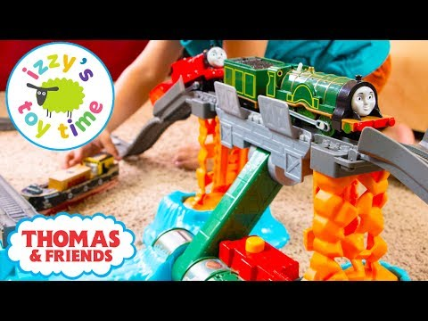 Thumbnail: WHAT IS THIS THING! Thomas and Friends Mystery Grab Blind Bag with Trackmaster! Toy Trains for Kids