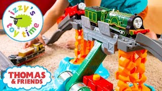 WHAT IS THIS THING! Thomas and Friends Mystery Grab Blind Bag with Trackmaster! Toy Trains
