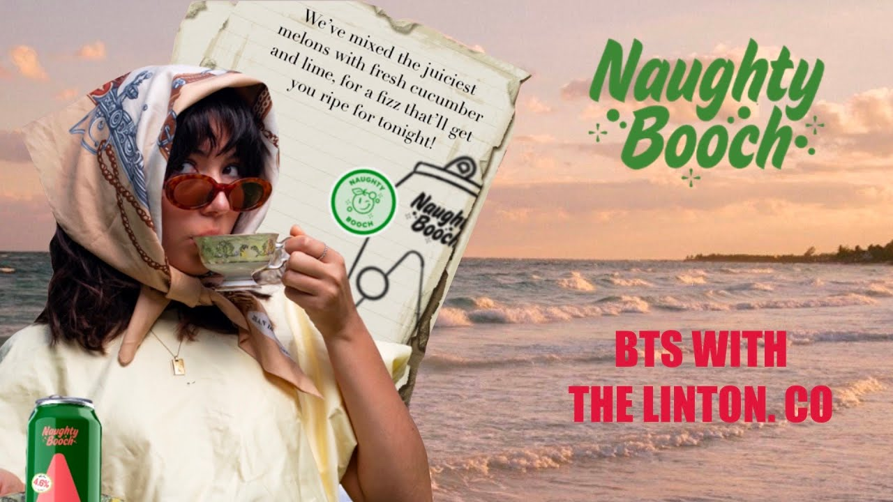 NAUGHTY BOOCH CAMPAIGN // THE LINTON CO