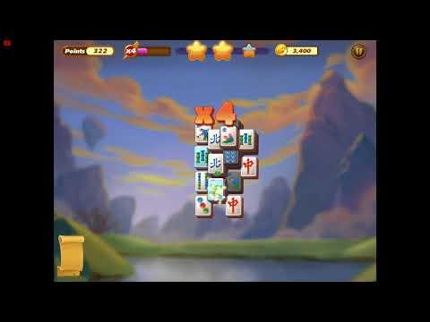 Mahjong Magic Islands | Magic School | Level 3 School