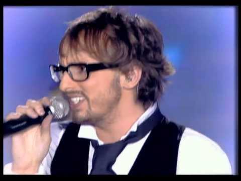 Christophe Willem « Double je » Les Victoires de la Musique 2008