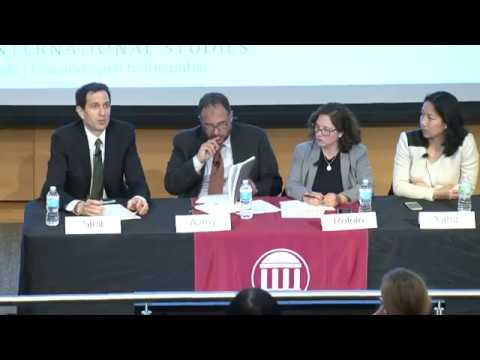 Starr Forum: The Fight over Foreigners: Visas & Immigration in the Trump Era