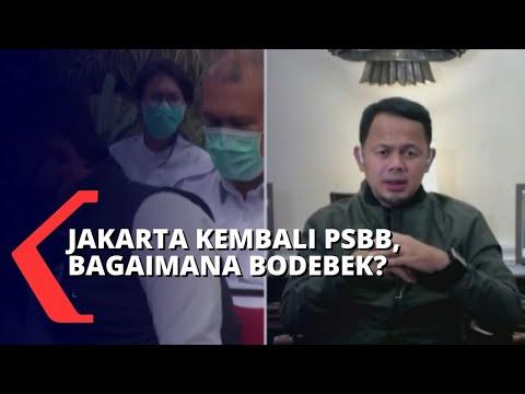 Jakarta kembali Terapkan PSBB, Pemkot Bogor Minta Aturan Dimatangkan