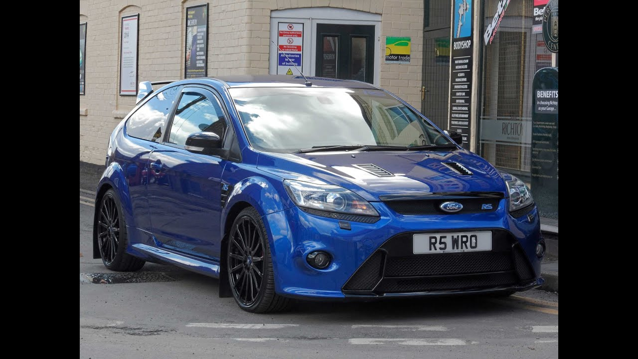 ford focus rs mk2 richtoy hd youtube. Black Bedroom Furniture Sets. Home Design Ideas