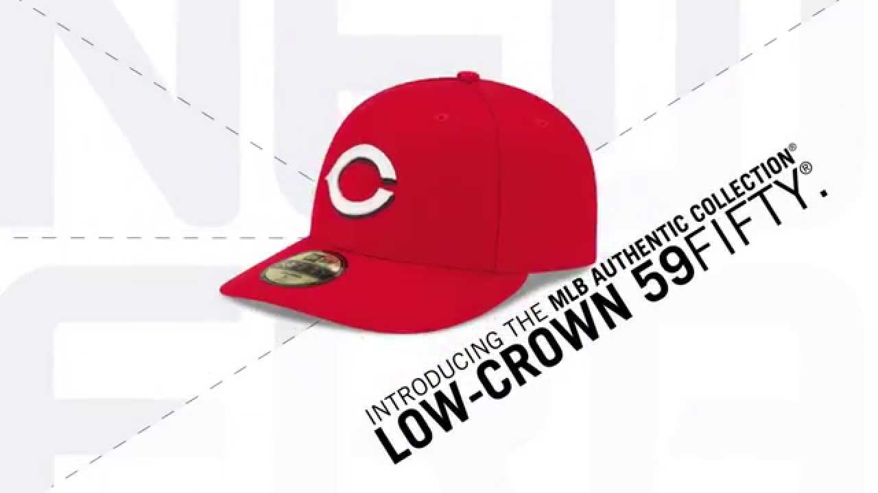 bcc216da10600 Ajuste perfecto... 59Fifty Low Crown. New Era México