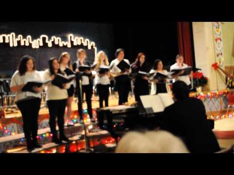 Pompton Lakes High School Women's Ensmeble- The Coventry Carol