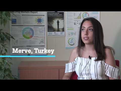 European Drugs Summer School 2017 testimonial: Merve, Turkey
