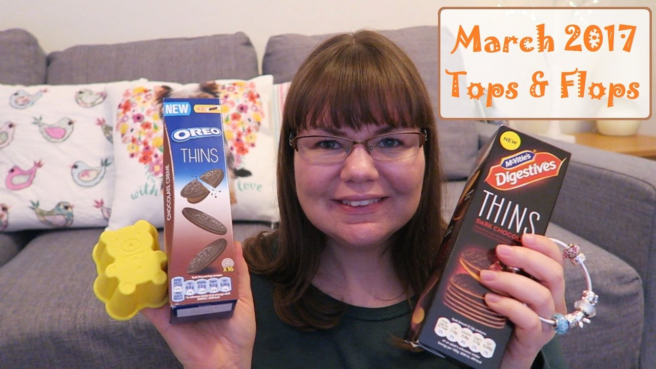 March 2017 Tops Flops Inc Shout Out Slimming World Syns Pandora Charms
