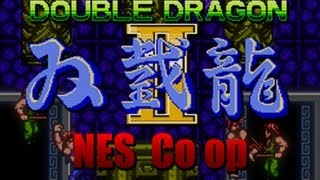 Level Select Double Dragon 2 The Revenge Codes For Nes