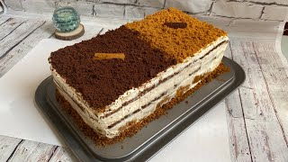Быстрый торт Шах и Мат легко просто и вкусно