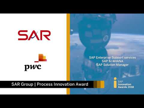 SAP Innovation Awards 2018