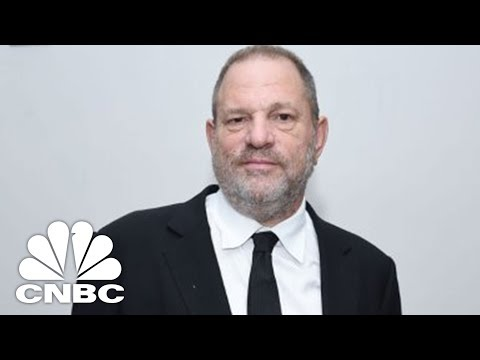 Harvey Weinstein's Fall From Grace In Hollywood | CNBC