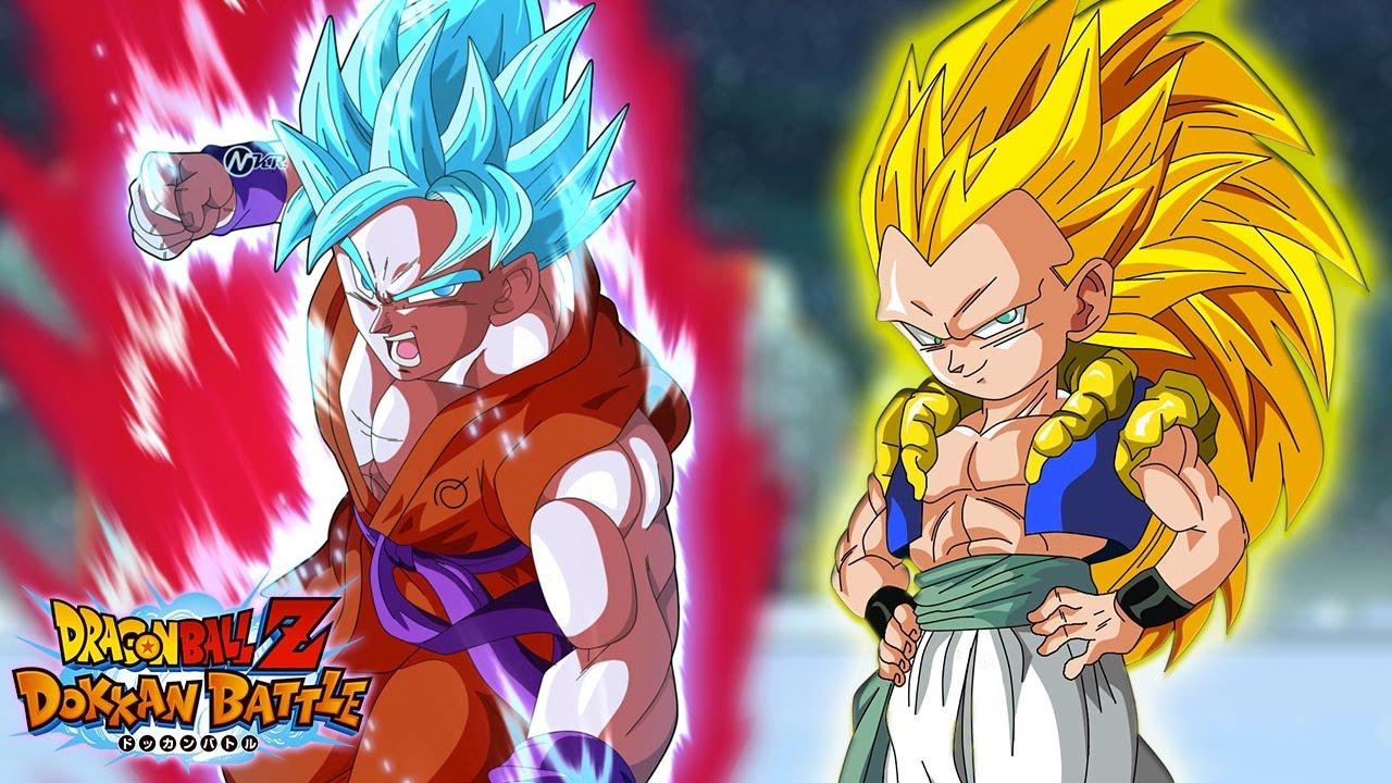 Godtenks mono teq team super saiyan kaioken blue goku vs - Sangoten super sayen 3 ...