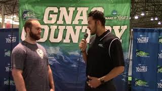 GNAC Indoor Track & Field Championships - Josh Koch