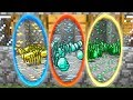WORLD'S BEST MINECRAFT PORTALS!