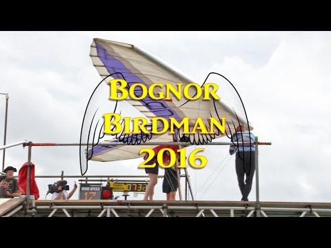 International Bognor Birdman 2016 Saturday  - Video Filmed by Neil Cooper