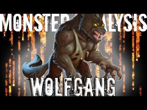 Monster Legends | Monster Analysis | Wolfgang | Fear the Darkness Maze