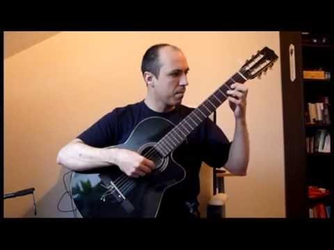 queen bohemian rhapsody guitare classique youtube. Black Bedroom Furniture Sets. Home Design Ideas