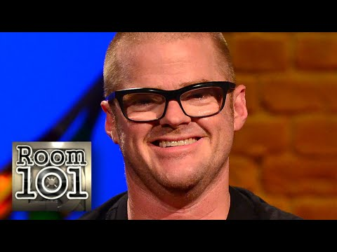 Heston Blumenthal Disagrees With Putting Milk in First - Room 101