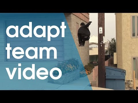 THE ADAPT INLINE SKATES TEAM VIDEO INTERVIEW WITH CAVIN LE MACON