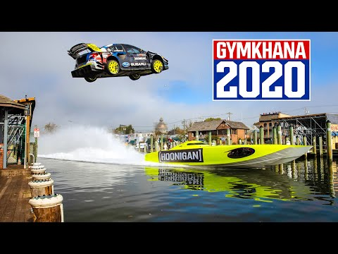 [HOONIGAN] Gymkhana 2020: Travis Pastrana Takeover; Ultimate Hometown Shred in an 862hp Subaru STI