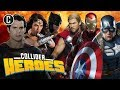 Marvel vs DC: Which Characters Should Fight in a Movie? - Heroes