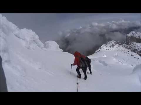 Nevado del Tolima  Cumbre Julio 2016 - Jornada completa