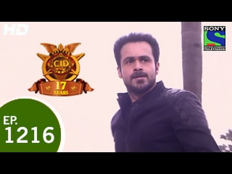 Thumbnail: CID - सी ई डी - Emraan Hashmi as Mr. X - Episode 1216 - 17th April 2015