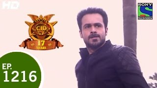 CID - सी ई डी - Emraan Hashmi as Mr. X - Episode 1216 - 17th April 2015
