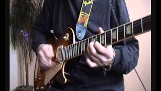 Travelling Riverside Blues (guitar solo) Led Zeppelin, how to played Jimmy Page