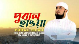 Bangla Islamic Song - Pubal Hawa By Masum jamee Dishari   পুবাল হাওয়া বাই মাসুম জামী