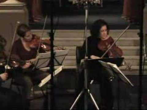 Aviv Schulhoff - Quartet #1 1st movement